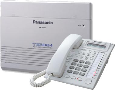 PANASONIC TES824 PABX Image